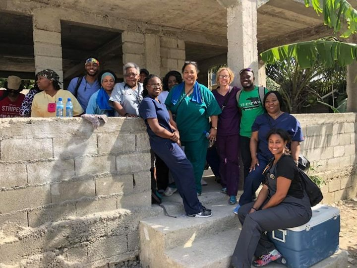 your first medical missions trip