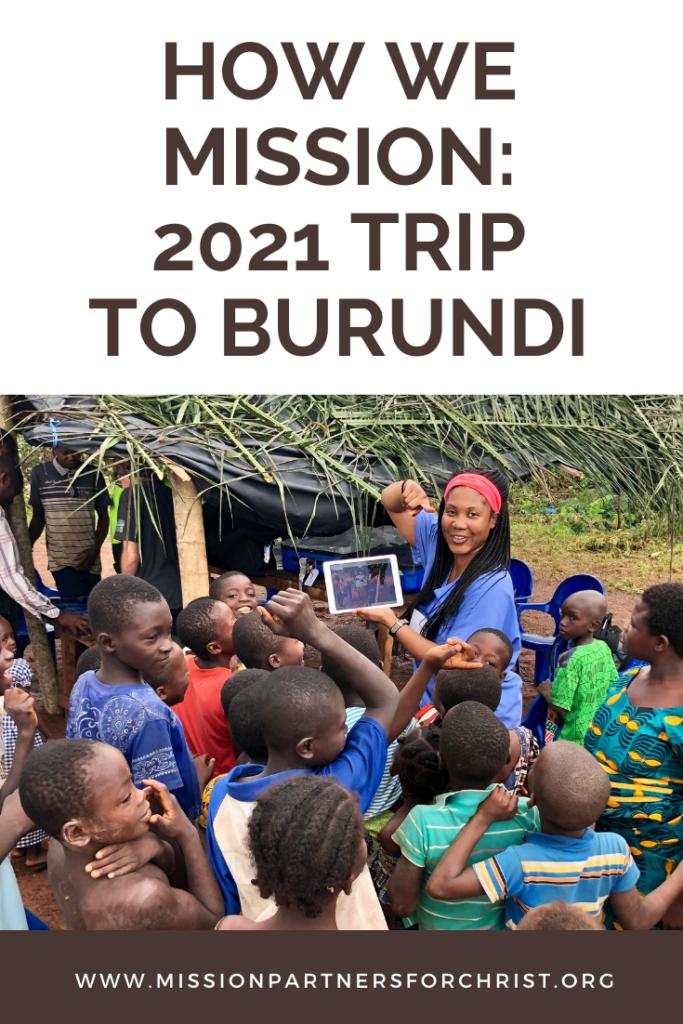 2021 Trip to Burundi